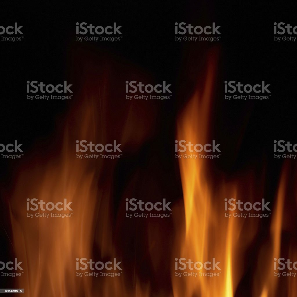 Abstract flame royalty-free stock photo