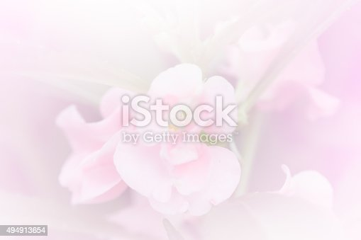 istock abstract flower background. made with color filters in soft colo 494913654