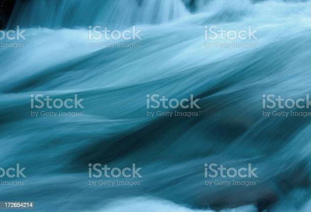 Photo of Abstract Flowing Water