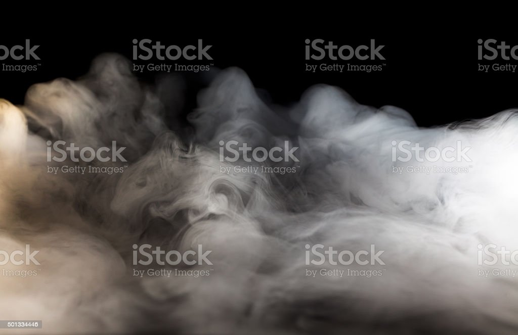 Abstract  fog or smoke stock photo
