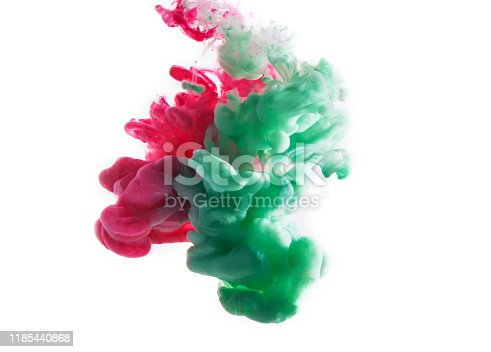 578561164 istock photo abstract formed by color dissolving in water 1185440868