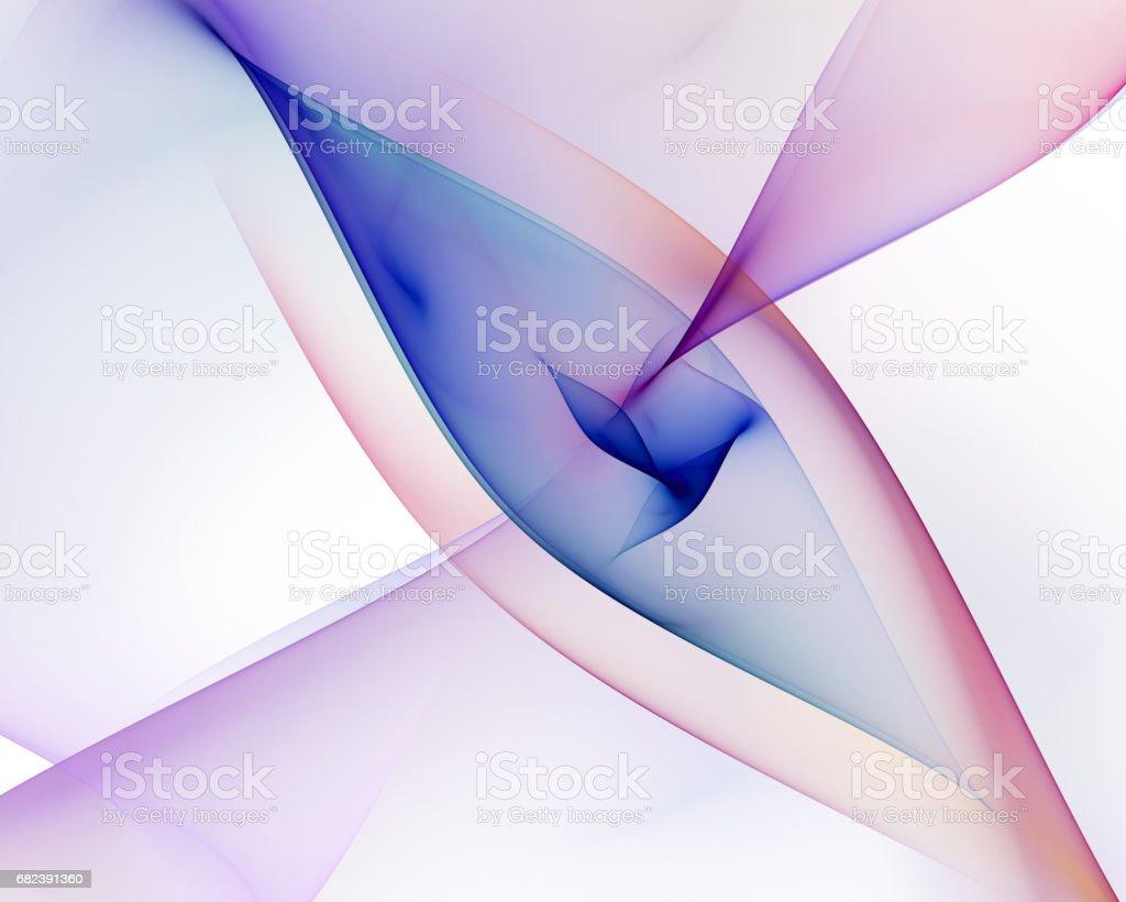 abstract fractal background for creative design zbiór zdjęć royalty-free