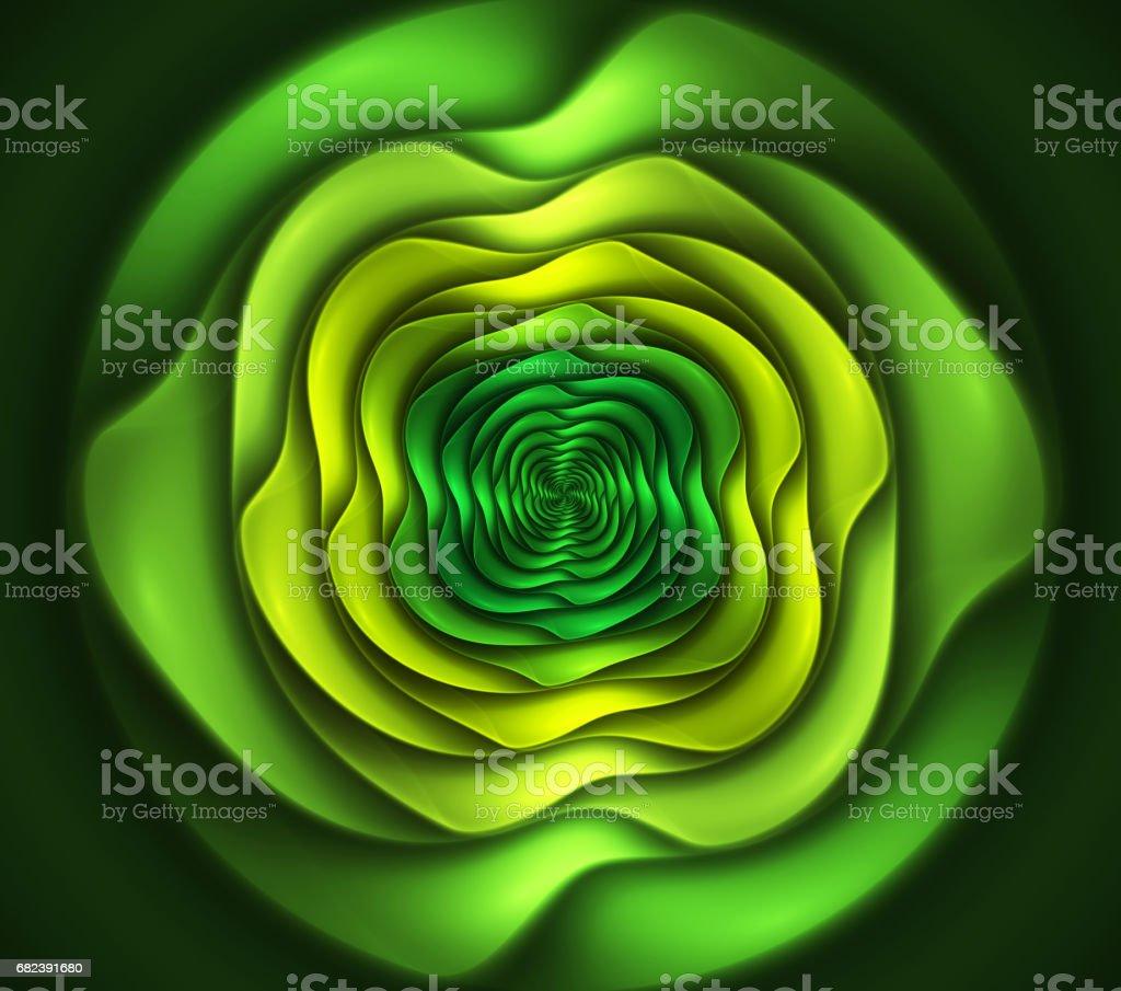 fond fractal abstraite pour la création et de design photo libre de droits
