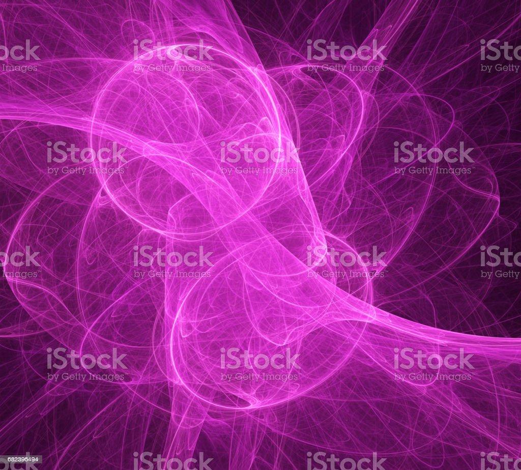 Abstract fractal background for creative design photo libre de droits