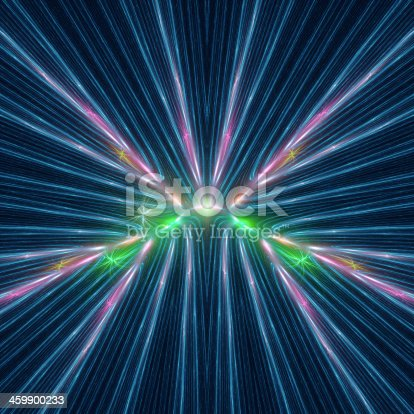 istock Abstract fractal background 459900233