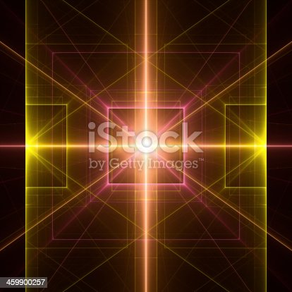 istock Abstract fractal background 459900257