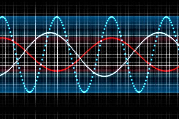 Abstrakte Frequenzen – Foto
