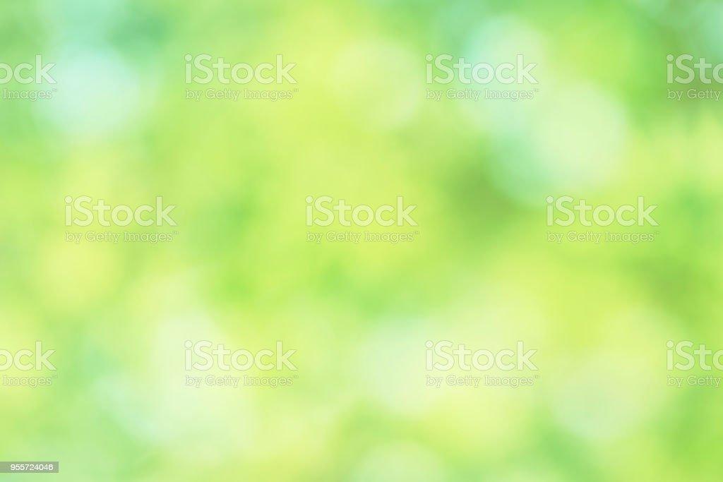 Abstrait vert frais photo libre de droits