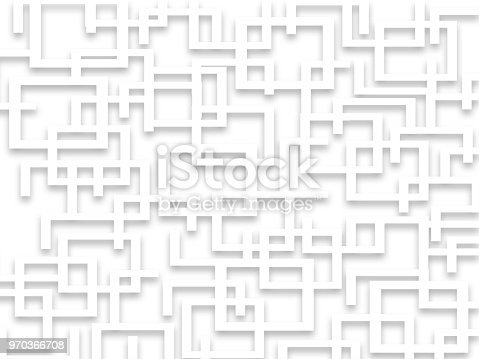 istock Abstract Futuristic Background 970366708
