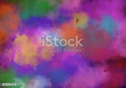 istock Abstract galaxy background 925594214