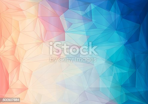 istock abstract geometric background 500907684