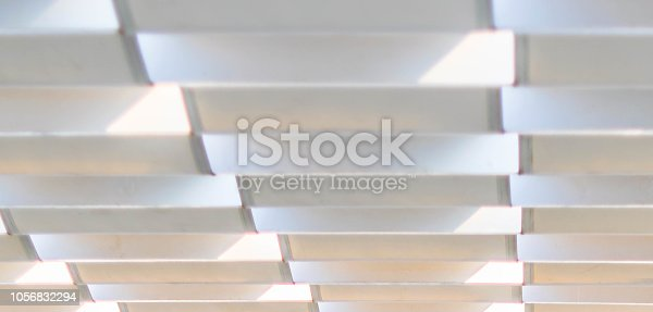 istock Abstract  geometric cubes background 1056832294