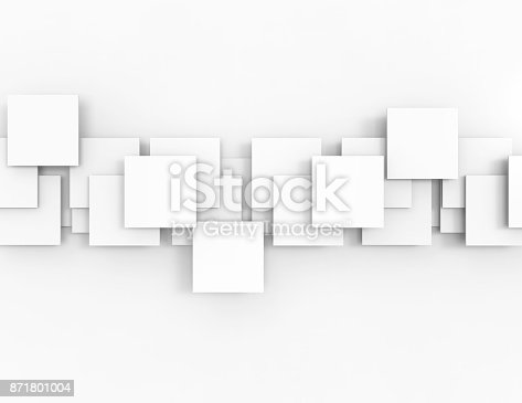 istock Abstract geometric shapes 871801004