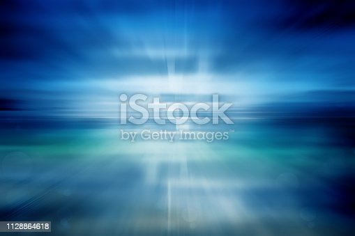 abstract geometric shiny transparent motion technology concept background