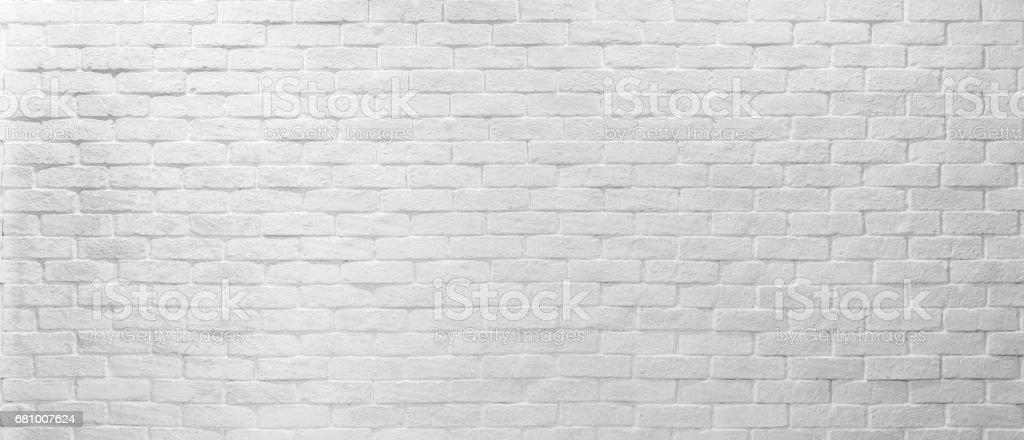 Ladrillo Textura Blanco Geométrica Abstracta En El Patrón Del ...