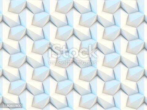 istock Abstract geometrical background 1180802600