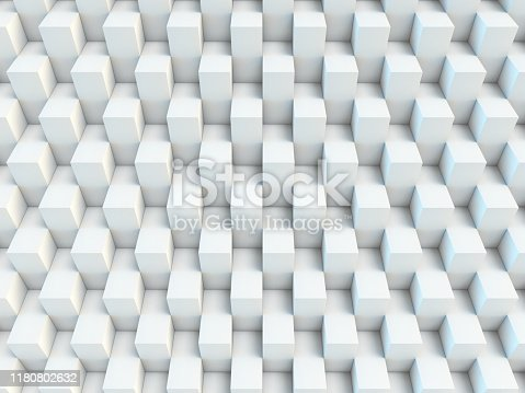 istock Abstract geometrical background 1180802632