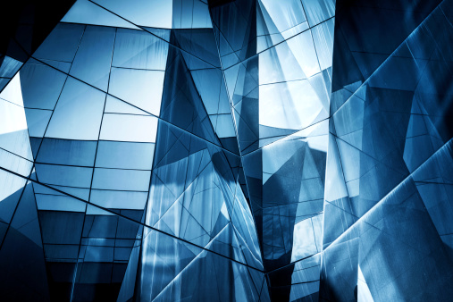 istock Abstract Glass Architecture 164191362