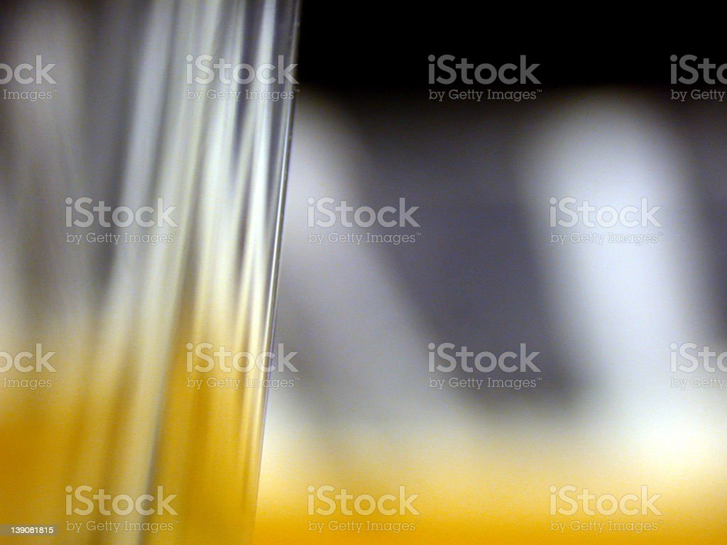 Abstract Glass Reflection royalty-free stock photo
