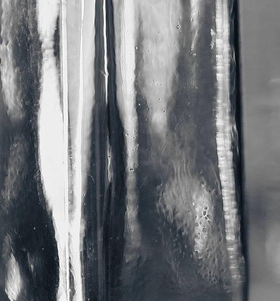 abstrakte glas lebhaften - glasskulpturen stock-fotos und bilder