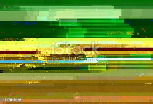 1147613691 istock photo Abstract glitch background 1147845446