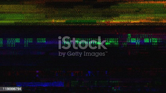 1147613691 istock photo Abstract glitch background 1156996794