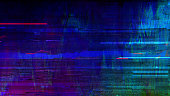 istock Abstract glitch background 1285591330
