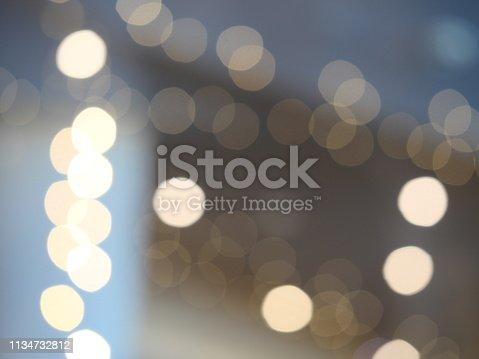 847752786 istock photo Abstract glittering bokeh background 1134732812