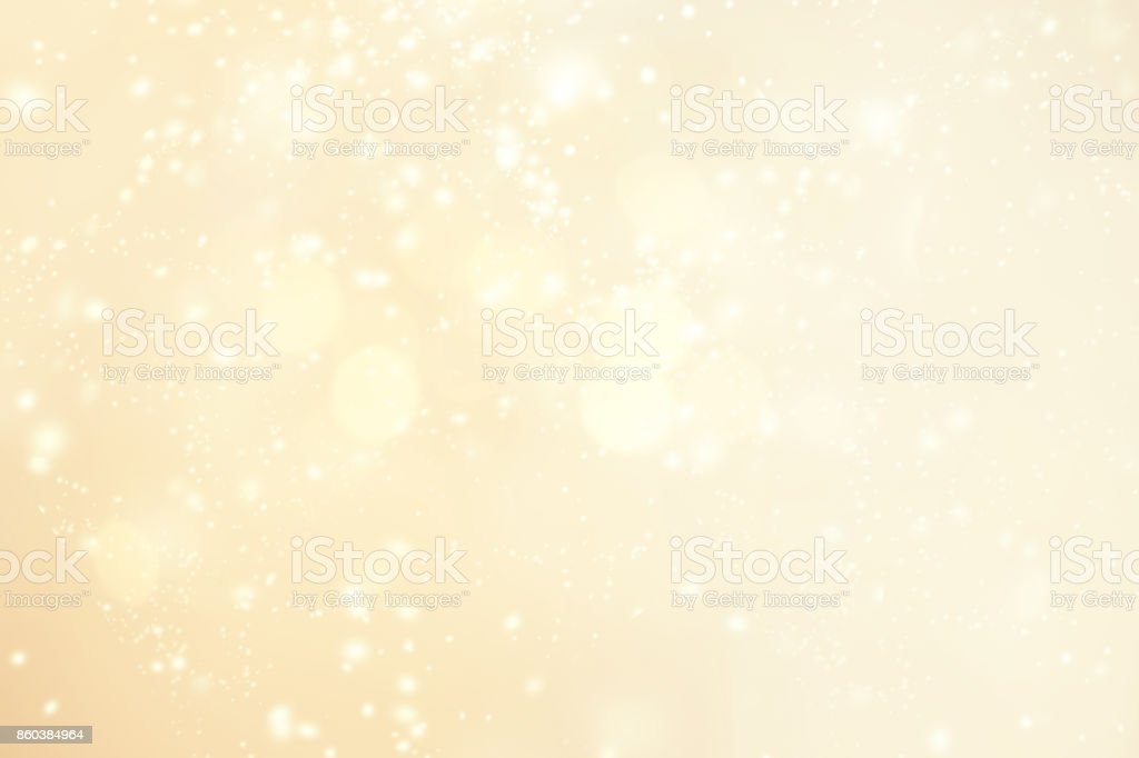 Abstract glittering Christmas background  background  with snowflakes, light, stars. Merry Christmas card. - foto stock