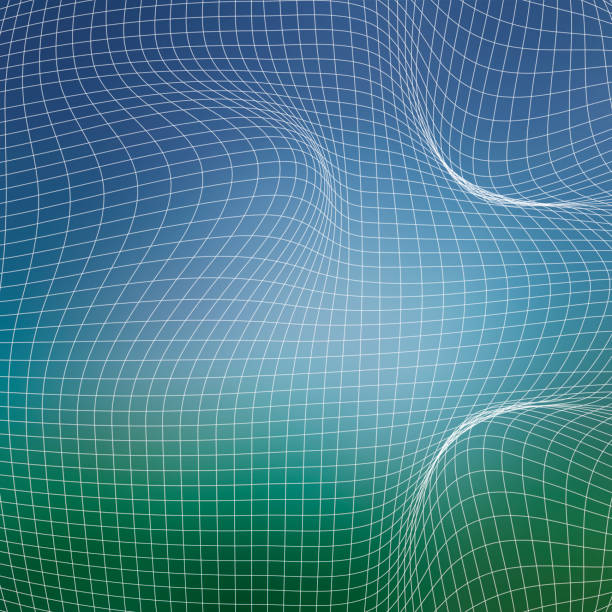 Abstract goal net background stock photo