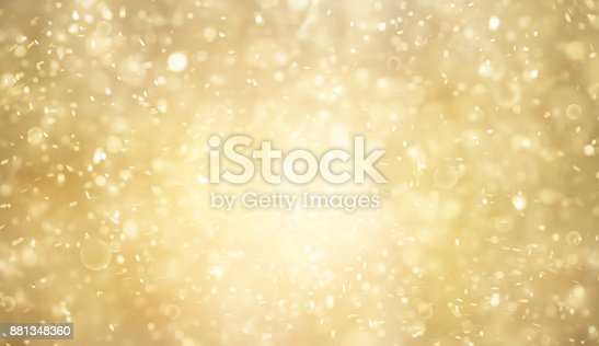 881350776 istock photo Abstract gold and bright glitter for background 881348360
