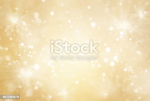 881350776 istock photo Abstract gold and bright glitter for new year background 887085878