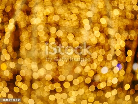 872229066 istock photo Abstract gold and bright glitter for new year 1080325938