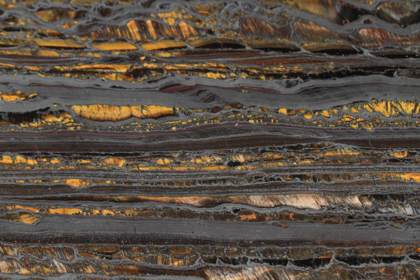 abstract gold background - gold mine stock photos and pictures