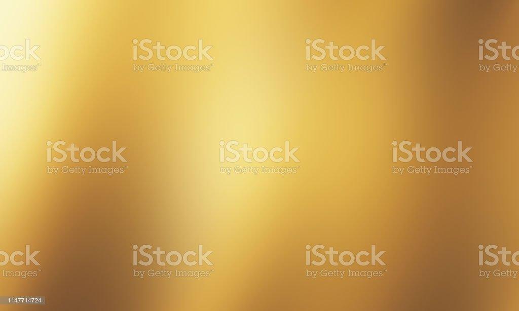 Soyut altın arka plan - Royalty-free Altın - Metal Stok görsel