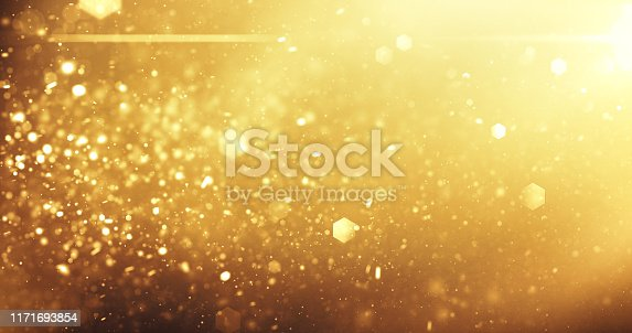 Digitally generated abstract background image, perfectly usable for all kinds of topcis related to luxury, Christmas or success.