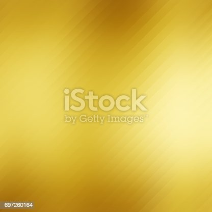 istock Abstract gold background 697260164