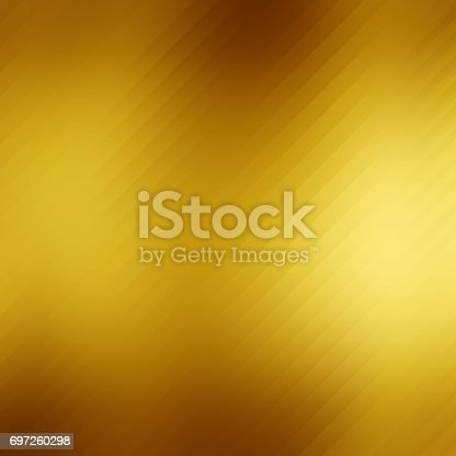 istock Abstract gold background 697260298