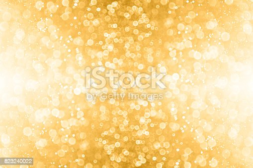 istock Abstract Gold Glitter and Golden Sparkle Background 823240022