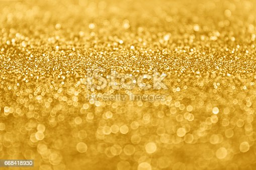 823240022 istock photo Abstract Gold Glitter Sequin Sparkle Background 668418930