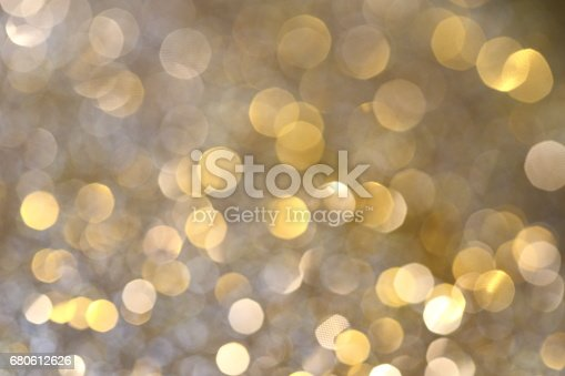 991205326 istock photo Abstract Golden Bokeh background with shining defocus sparkles 680612626
