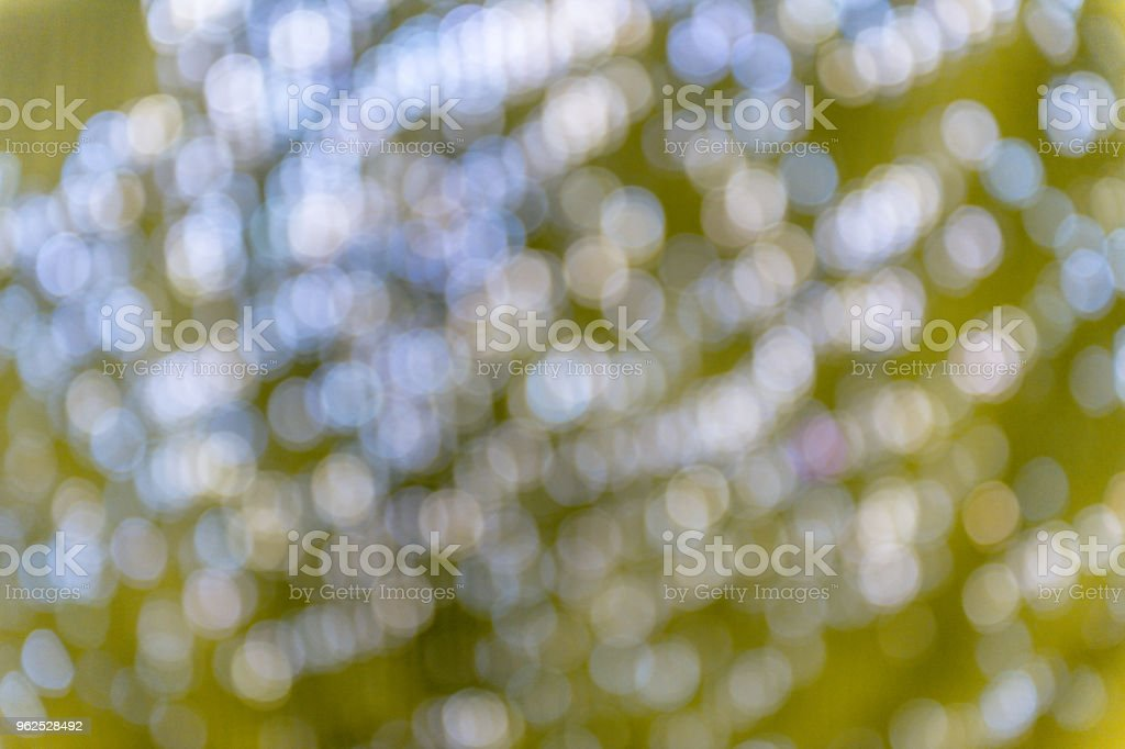 Abstract golden bokeh light background - Royalty-free Abstract Stock Photo