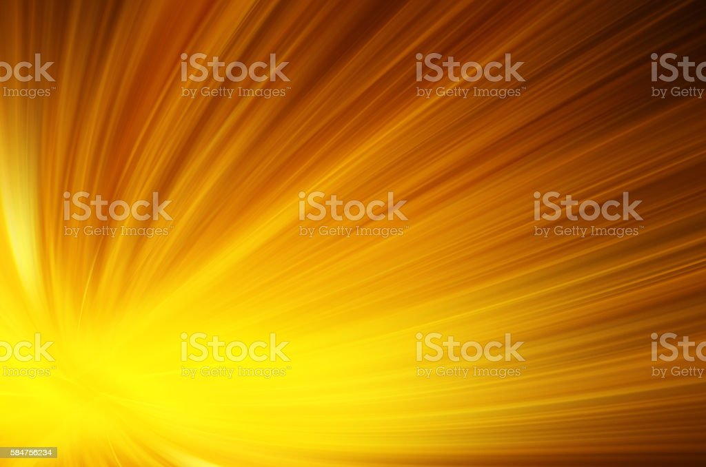 Abstract golden curves line background. stock photo