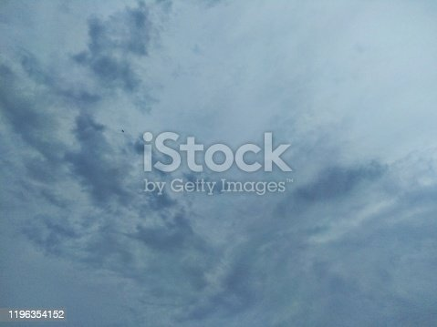 836574134 istock photo Abstract gradient dark blue color background with texture 1196354152
