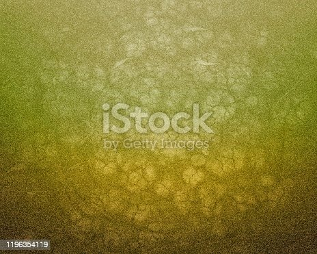 837011202 istock photo Abstract gradient dark green with texture and copy space for text 1196354119