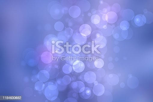 524700656 istock photo Abstract gradient of light blue pink pastel background texture with glowing circular bokeh lights. Beautiful colorful spring or summer backdrop. 1154630652