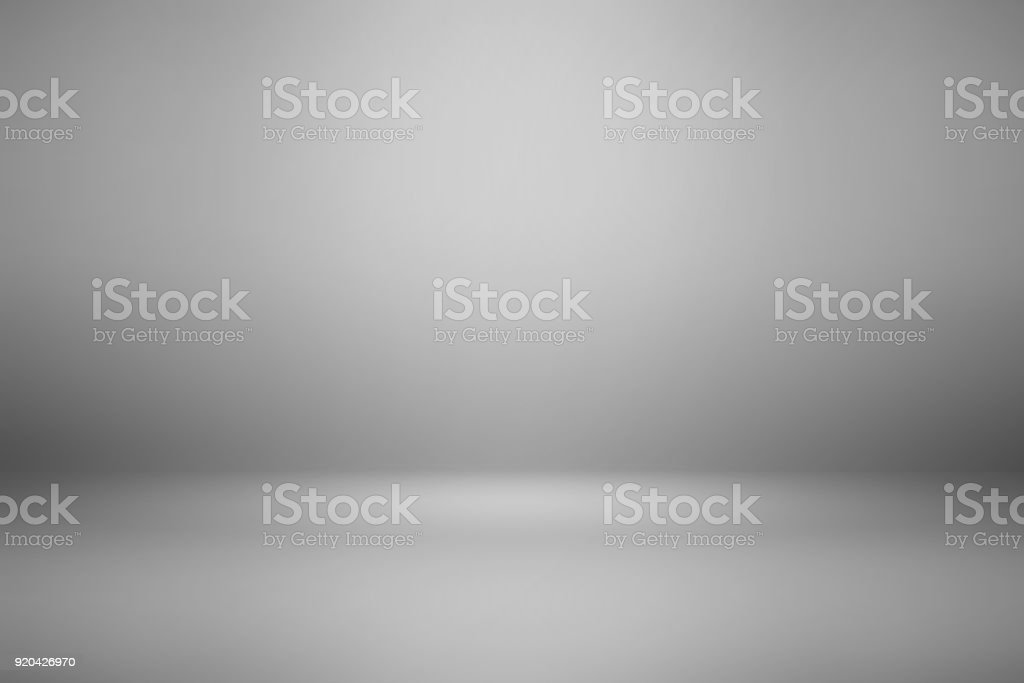 abstrakte grauen Hintergrund leer Raumnutzung für Produkt anzeigen – Foto