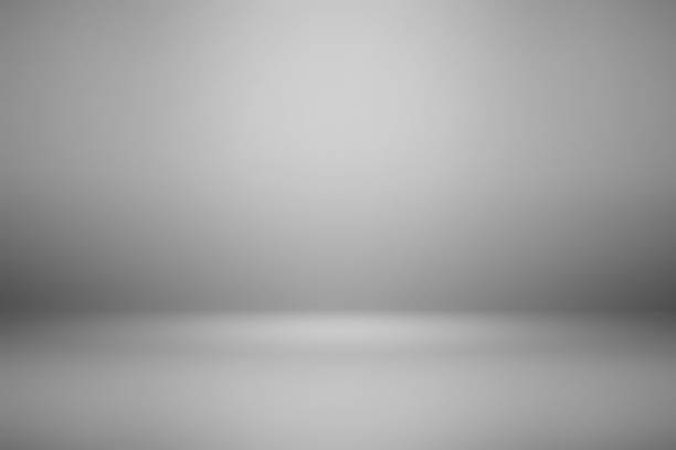 abstract gray background empty room use for display product stock photo
