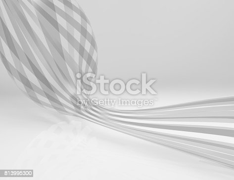 istock Abstract gray background 813995300