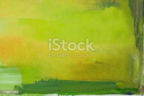 istock Abstract green art backgrounds. 170617252